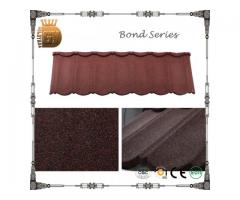 Stone coated steel roofing/s