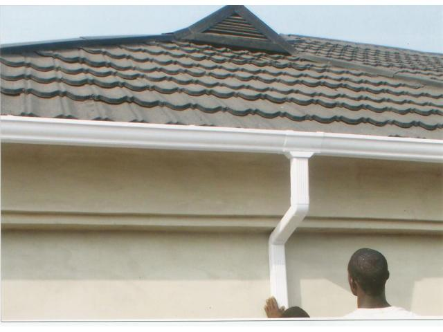 Durable Stone Coated Step Tiles Roof By Ds Roofing System