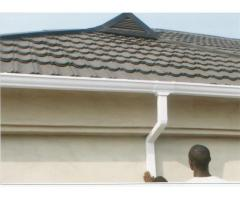 DURABLE STONE COATED STEP TILES ROOF BY DS ROOFING SYSTEM SOUTH KOREA