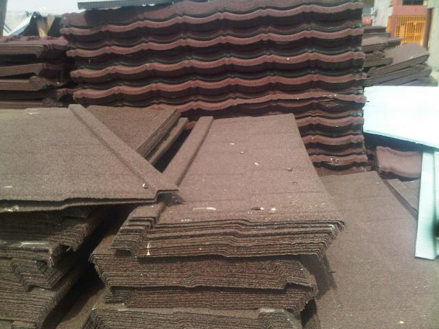 Chrisoresteel Global Limited Stone Coated Roofing Sheet In