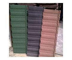 FIRST GRADE FEROOF STONE COATED ROOFING SHEET IN NIGERIA