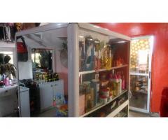 Unisex hair salon for sale, fully loaded, 1000000, call 07065516856
