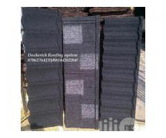 The best and most reliable stone coated roofing sheet of quality grade 07062764235