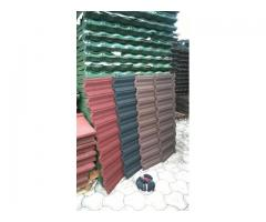 HOMATE STONE COATED ROOFING TILES IN LAGOS