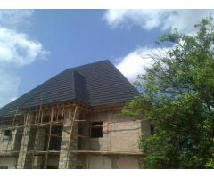 CLASSIC/BOND STONE COATED ROOFING TILES IN LAGOS