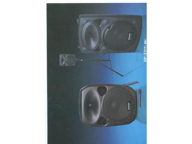 Wireless rechargeable sound speaker