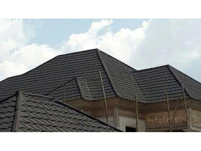 Alu Zinc Stone Coated Roof Sheet Lekki Nairatinz Com