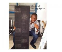 Looking for a reliable company for your stone coated roofing sheet, call docheich nig ltd