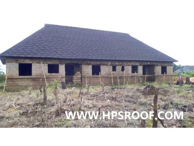 Hps New Design Stone Coated Metal Roof Tiles In Nigeria Abuja Nairatinz Com