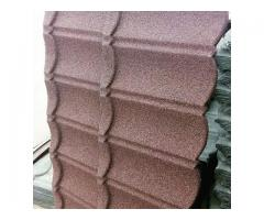 STONE COATED STEP TILES ROOFING SHEET IN NIGERIA