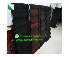 HPS Milano Newzealand stone coated metal roofing sheet in Nigeria