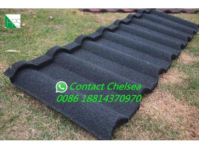 Hps Milano Newzealand Stone Coated Metal Roofing Sheet In