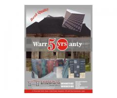 STONE COATED ROOFING SHEET / TILES