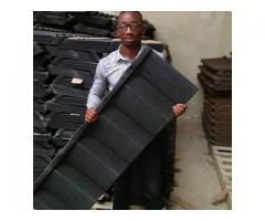 mr donald stone coated roofing sheet for sale