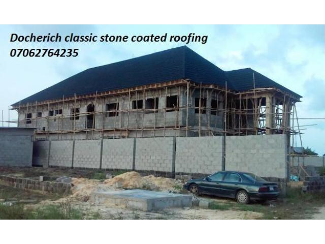 Docherich,,donald  best selling and durable and stone coated roofing sheet