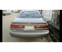 Tiny light camry for sale now working very well