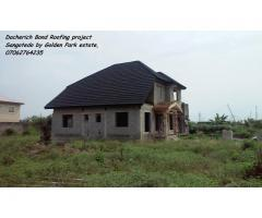 Docherich its simply all about stone coated roofing sheet 07062764235