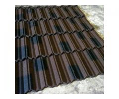 STONE COATED ROOFING SHEET / ROOF TILE TILES IN NIGERIA