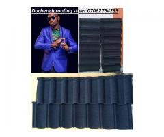Buy your stone coated roofing sheety from docherich roofing