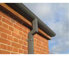 Big Promo on PVC Water Collector Gutters