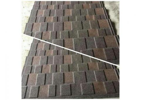 Best selling stone coated roofing sheet from newzealand